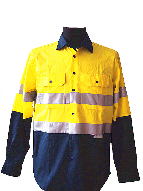 High Visibility Men's Shirt