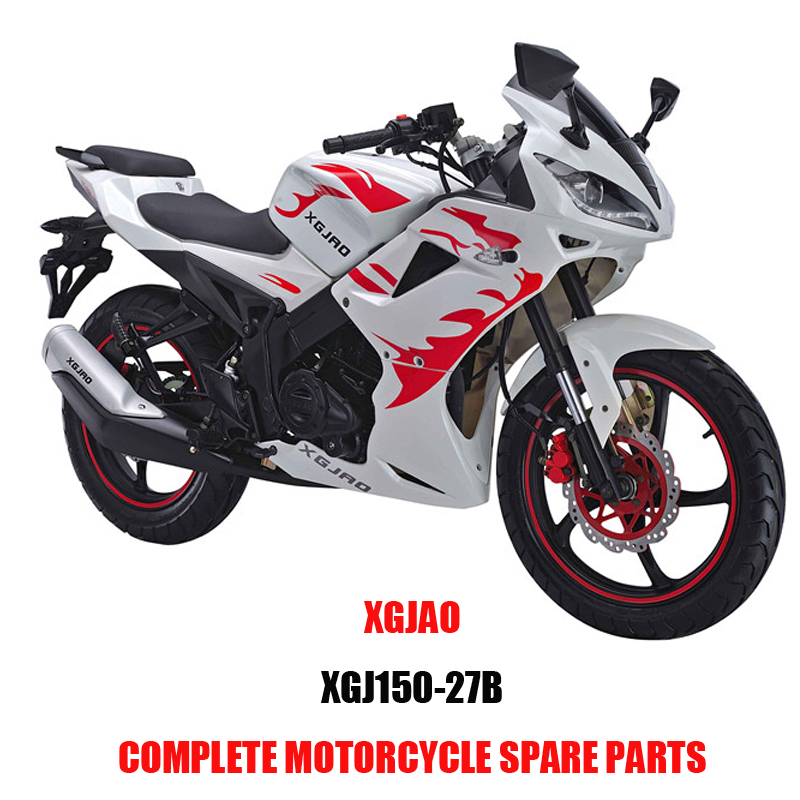 XGJAO XGJ150-27B Complete Scooter Spare Parts Original Spare Parts