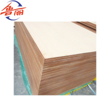 Wholesale Price for Commercial Waterproof Plywood Red core fancy plywood for furniture supply to French Guiana Supplier
