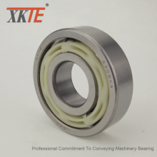 Low price for Conveyor Idler Roller Bearing Nylon 6/6 Cage Bearing For Mining Conveyor Idler Roller supply to Turkey Factories