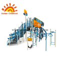 Blue Insect Playground Equipment For Children
