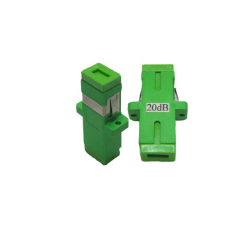 Flange type SC Variable Fiber Attenuator