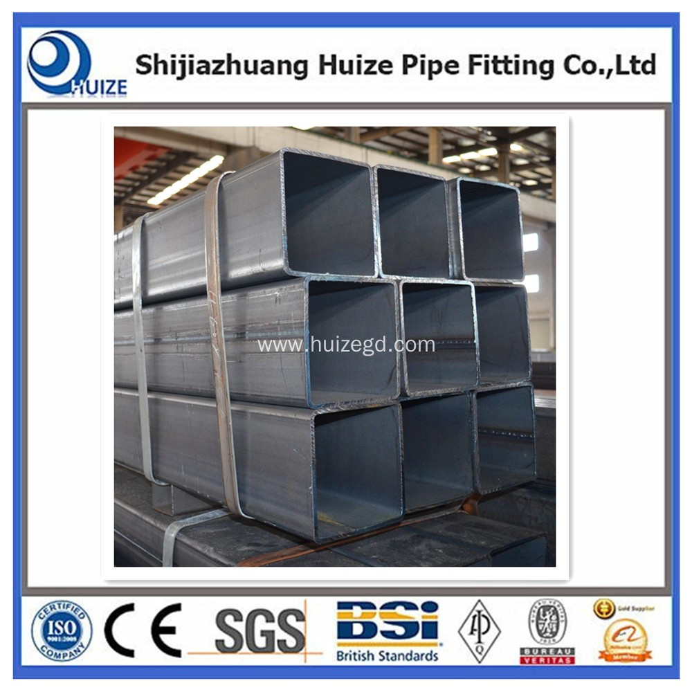 steel galvanized square pipe