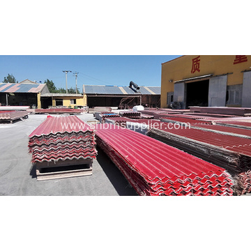 Shock Resistant and High Strength Mgo Roofing Sheet