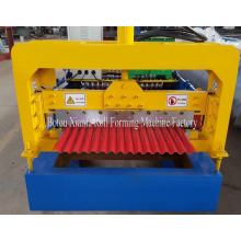 China New Product for Water Wave Metal Sheet Roll Forming Machine,Corrugated Roof Roll Forming Machine,Corrugated Metal Roof Roll Forming Machine Manufacturer in China Best Selling Steel Tile Roof Roll Forming Machine export to Sudan Importers