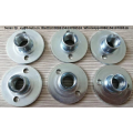 Zinc Plating Carbon Steel Weld Nuts Furniture