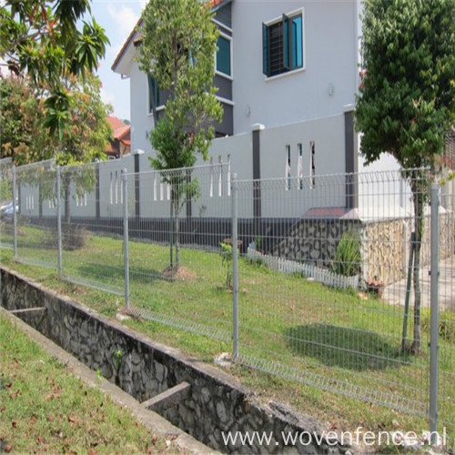 Roll Top Wire Mesh Fence