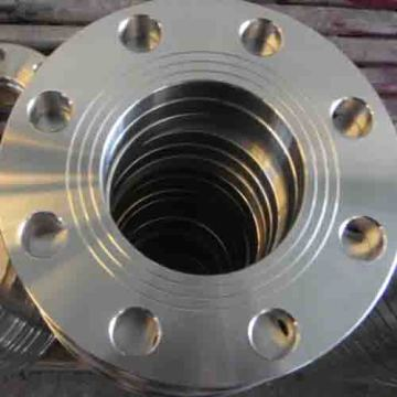 High reputation for for Stainless Steel Forged Flange EN1092-1 Type 01 Plate Stainless Steel Forging Flange supply to Liberia Supplier