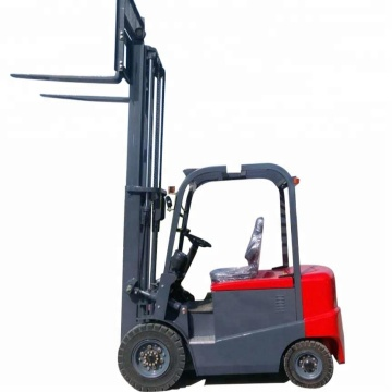 2.5 ton lift pallet electric forklift truck