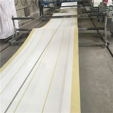 10mm middle speed paperboard conveyor belt