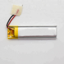 Factory selling for Small Lipo Battery 401039 3.7v 120mah li-po battery for digital tool supply to Armenia Manufacturer