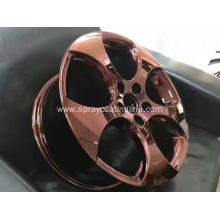 Cheapest Factory for Crafts Spray Chrome Processing Nano Sprayed Automotive Wheels supply to Vietnam Importers