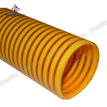12 inch flexible water pump pvc suction hose