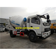 SHACMAN 5000 Litres Cement Transport Trucks
