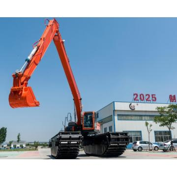Medium Amphibious Excavator For Sale