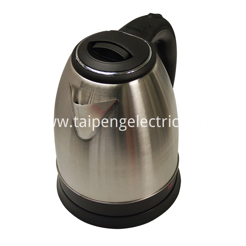 CE certified electric kettle