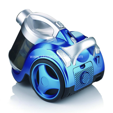 blue cyclone bagless vacuum cleaner