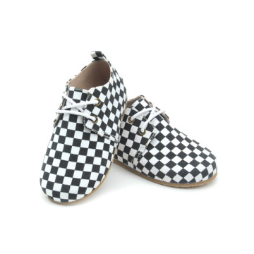 New Fashion Crib Shoes Hard Sole Kids Shoes