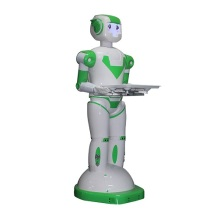 Good Quality for Robot Service Restaurant Food Delivery Restaurant Waiter Robot supply to Suriname Manufacturers