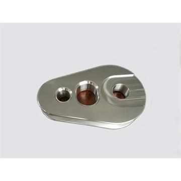 Aluminum Polished Outdoor Sporting Goods Parts