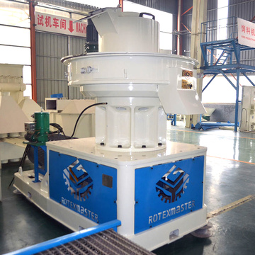 Hot sale in Malaysia wood pellet mill