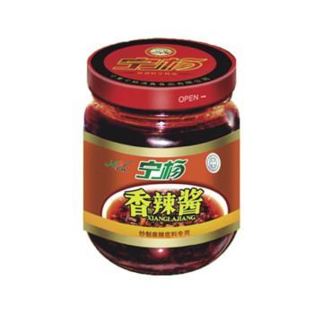 Cheap for Beef Chili Sauce Stir-fried spicy special sauce export to El Salvador Supplier