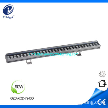 96W high power waterproof aluminum led wall washer