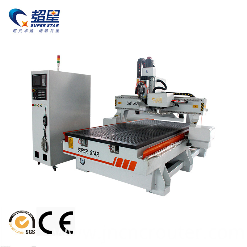 wood tech cnc machine