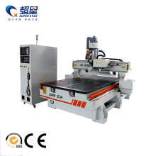 Competitive Price for Cutting Wood Machine CNC  Woodworking Router with  tool changer supply to Guinea-Bissau Manufacturers
