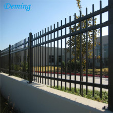 Manufacturer of for Steel Picket Fence New Designs Wrought Ornamental Iron Fencing export to Madagascar Manufacturers