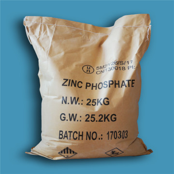high content zinc phosphate