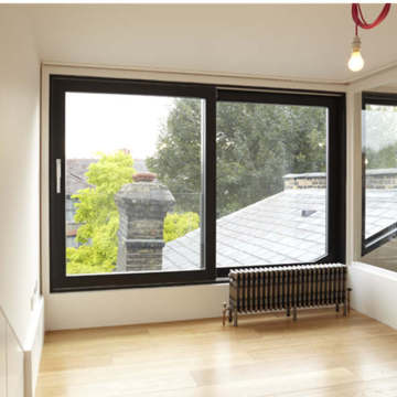 Lingyin Construction Materials Ltd aluminum sliding window aluminum window price for nepal market