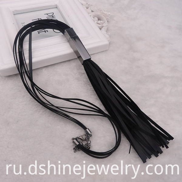 leather necklaces, layered necklaces