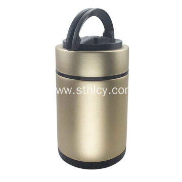 3layer Leakproof Insulated Vacuum Stainless Steel Lunch Box