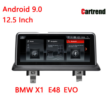 BMW X1 E48  Radio Stereo Dashboard