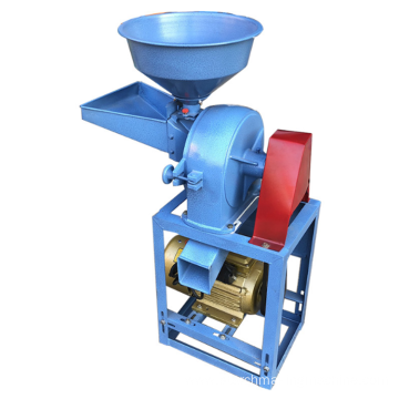 Maize Corn Grits Milling Machine