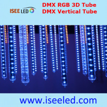 Music Activated Vertical Led 3D Tube Light