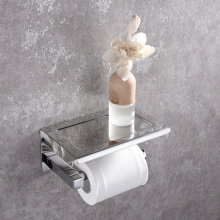 OEM/ODM for Bathroom Mixer HIDEEP 304 Stainless Steel Chrome Paper Towel Holder export to Italy Exporter