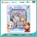 Disney Frozen painting easel set