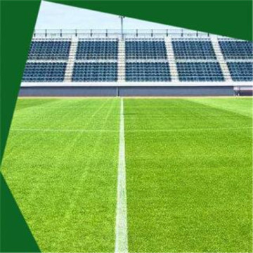 PE material Artificial turf for football field