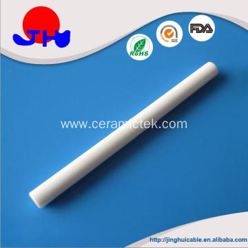 Precision grind zirconia ceramic rod