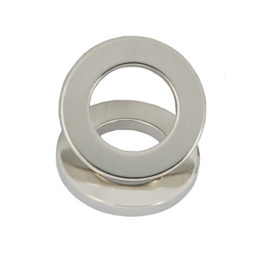 NdFeB Magnet Ring Shaped