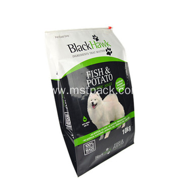 Pet Food by Slider Zipper Packaging