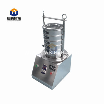 lab testing usesieve shaker machine