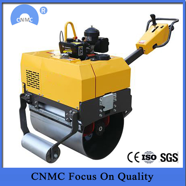 Walk Behind Construction Use Road Roller
