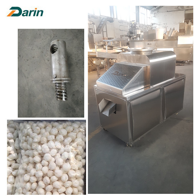 multi-functional extruded rice snack extruder machine
