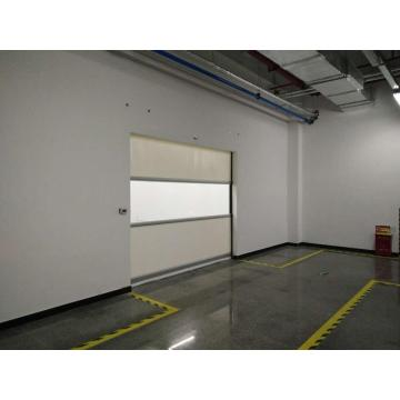 Chemical Factory PVC Roller Shutter Door