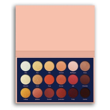 wholesale Customized Eye Shadow 18 Colors Palette