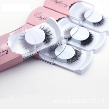 Factory Price Popular Cosmetic Eyelash Paper Box