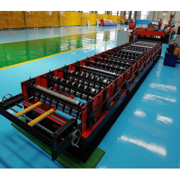 Full Automatic r panel roll forming machine